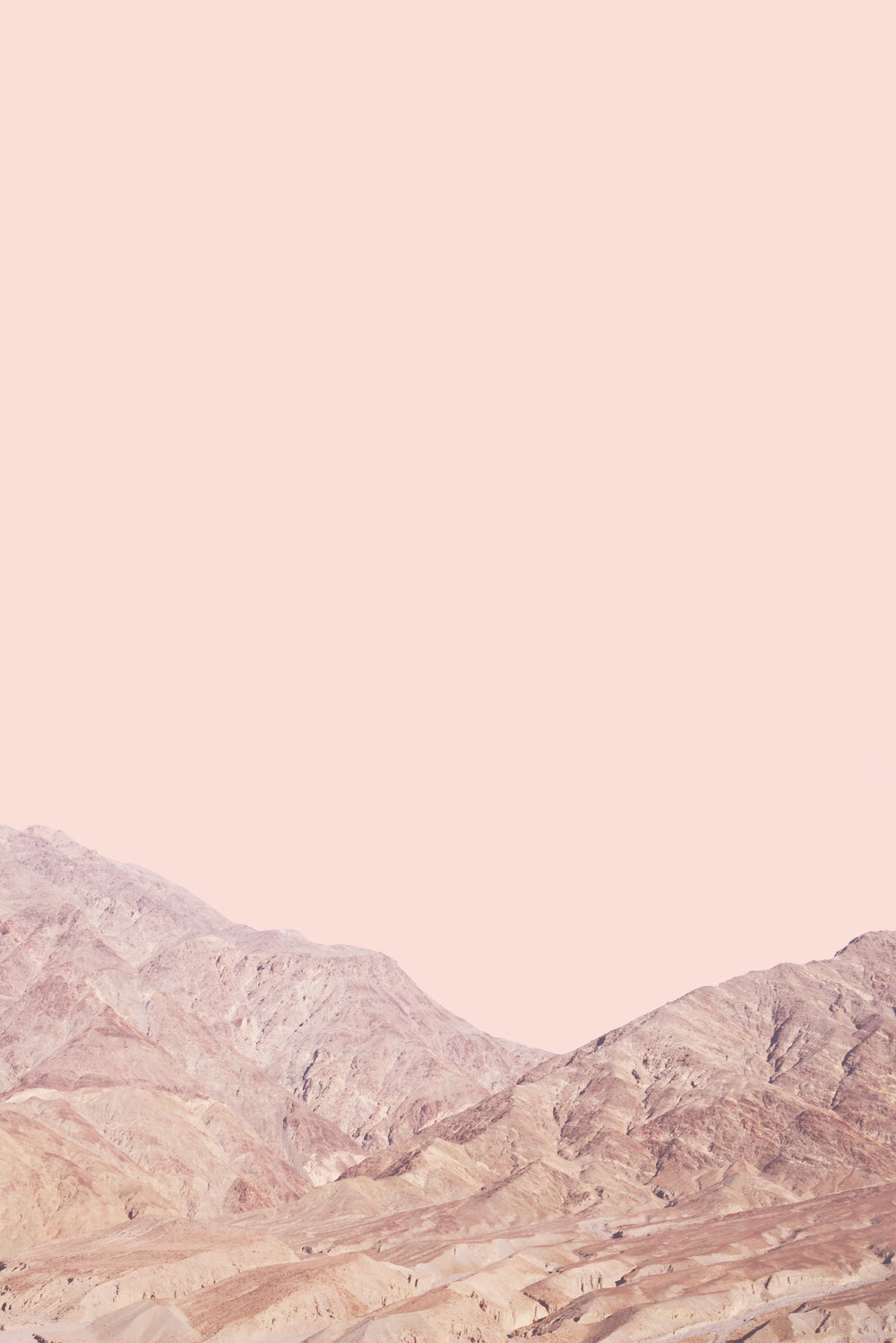 Jordan Sullivan, Death Valley Mountain 23, 2013-2016 Digital C-Print 60 x 40 in (152.4 x 101.6 cm) Edition 1 of 5