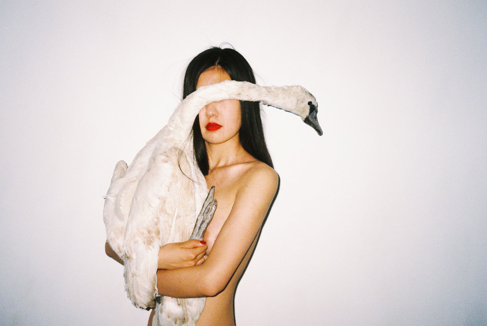 Ren Hang, RH_001018, 2014 C-print on archival rag 26.5 x 39.5 in (67 x 100 cm) Edition of 10