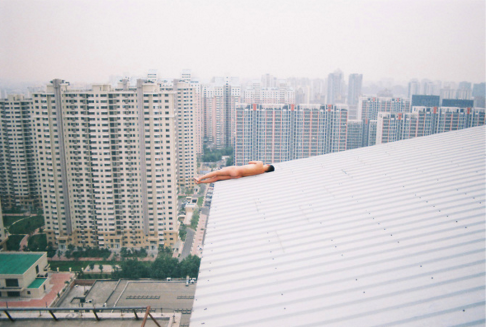 Ren Hang, RH_001015, 2013 C-print on archival rag 26.5 x 39.5 in (67 x 100 cm) Edition of 10
