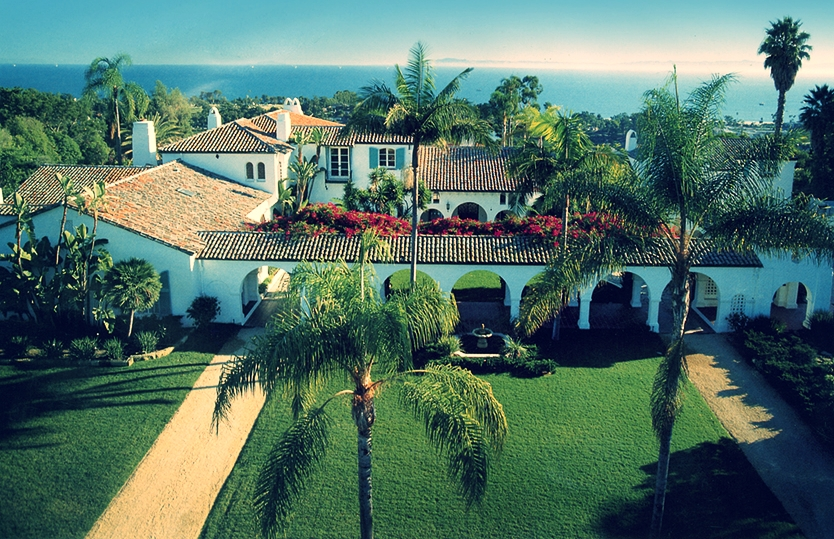 Mediterranean Architect, Santa Barbara, Ca