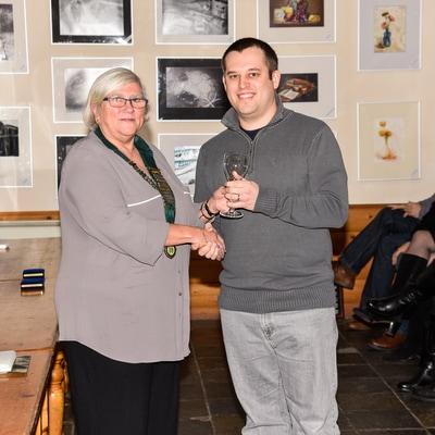 Daryl Porter Awarded NEMPF Selector Colour Digital Award