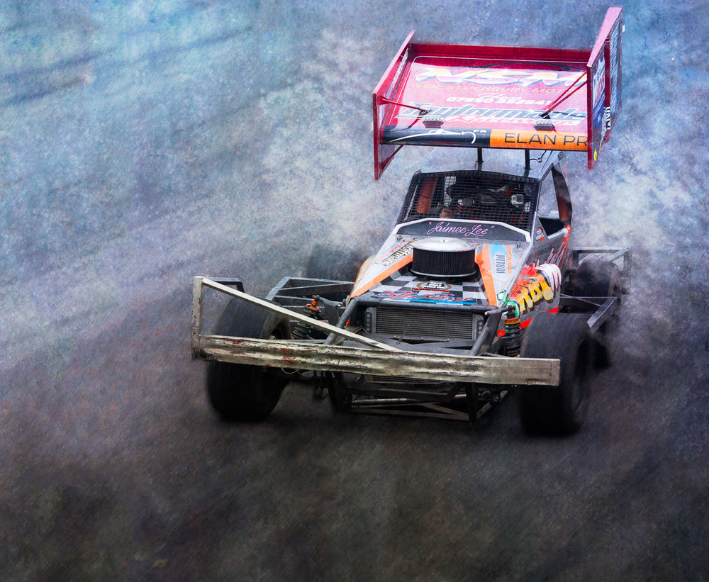 Award winning image by Daryl Porter - Stockcar Racing, taken at Motofest 2015