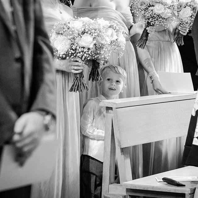 Cheeky little page boy during the ceremony. #nottinghamweddings #documentaryphotography #documentaryweddingphotography #documentaryweddingphotographer #unposed #weddingphotojournalist #weddingphoto #nottinghamweddingphotographer #eastmidlands #capturingmoments #documentyourdays #pbxp #fujilove #fujiholics #nottinghamphotographer #weddingphotography