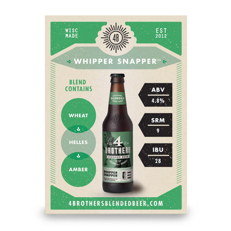 PROMO BEER CARDS