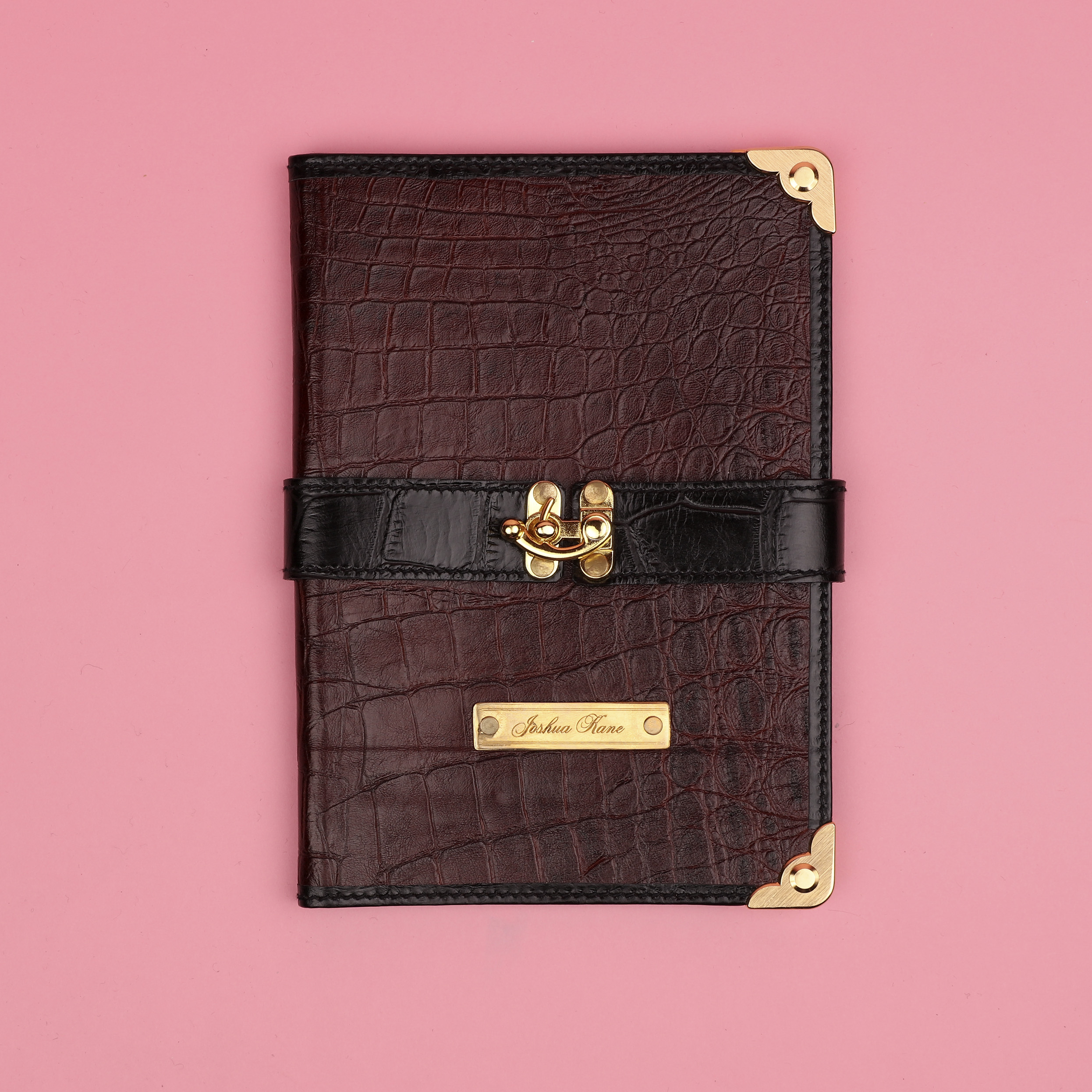 Old fashioned leather notebooks Design Within Reach Search