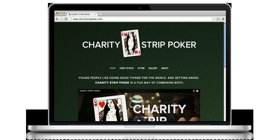 www.CharityStripPoker.com
