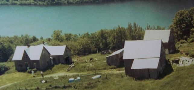 Scribner Farm, Kingston Creek, New Brunswick