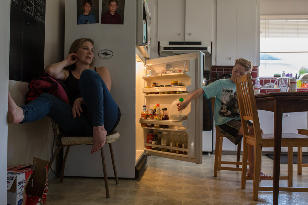Half Day $650 - A 4-Hour documentation of family life. For those who want highlights of candid, everyday life to include in their family's visual diary.
