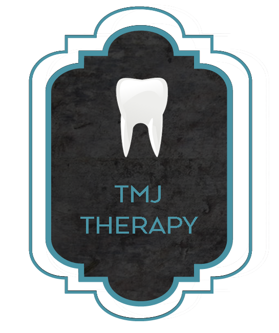 tmj therapy with tooth graphic