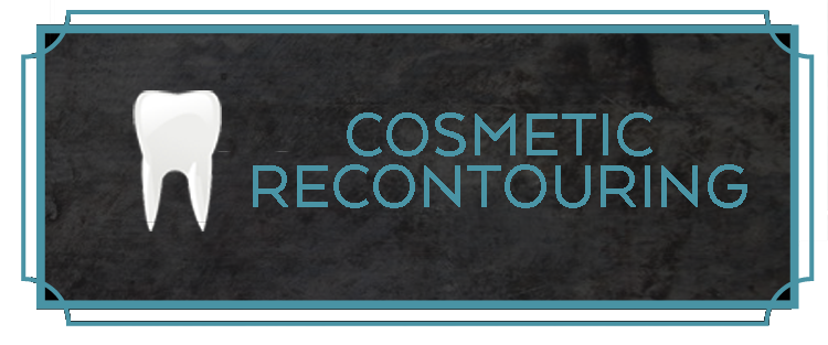 Cosmetic recontouring