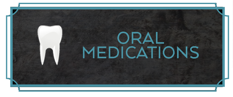 Oral Medications illustration