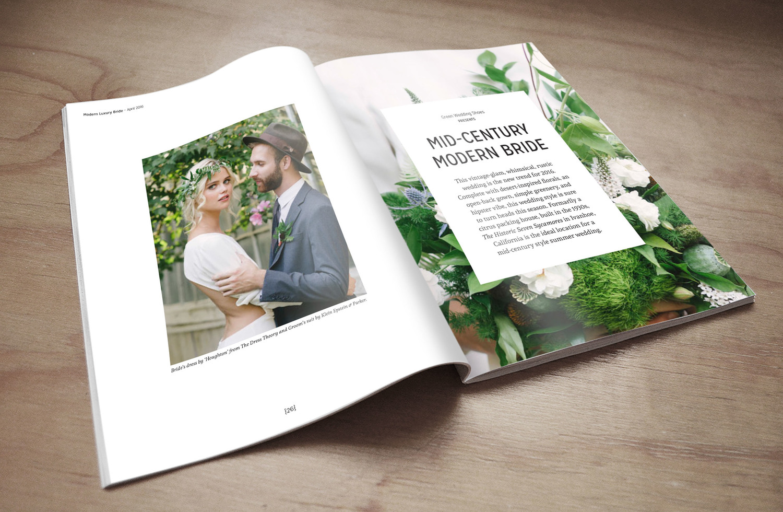 Magazine Spreads — Breanne Avedikian