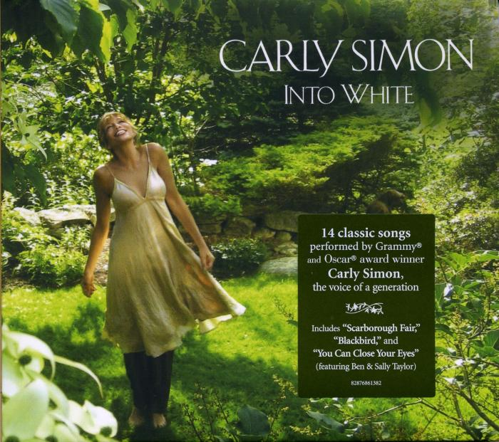 Carly Simon Into White Album cover.jpg