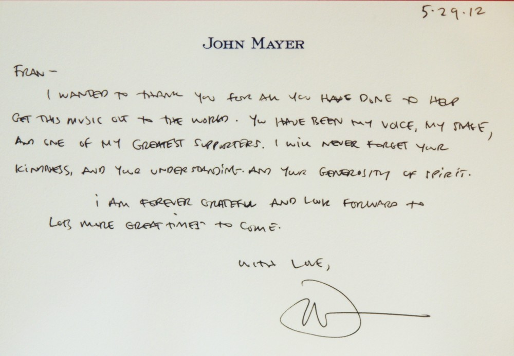john mayer note.JPG
