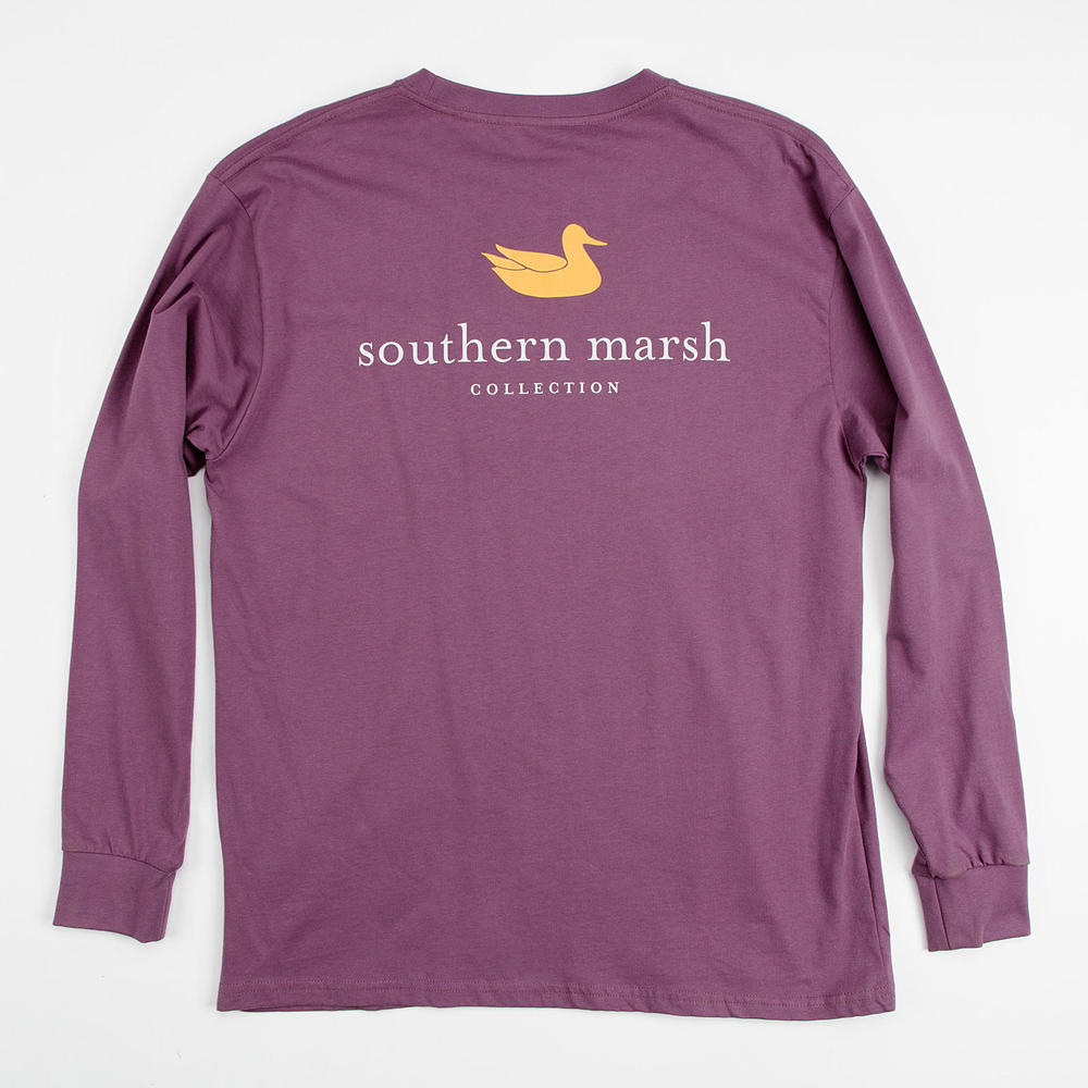 Southern marsh authentic long sleeve purple gold for Southern marsh dress shirts on sale