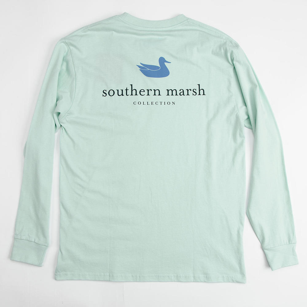 Southern marsh authentic long sleeve ocean green for Southern marsh dress shirts on sale