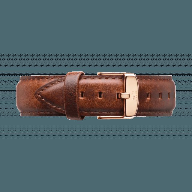 baf4dde4c0ea Daniel Wellington Classic Black St. Mawes- Rose Gold 40mm — Carriages Fine  Clothier