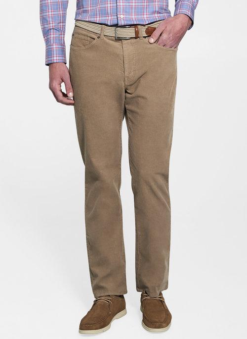 8c231ed1f81763 Peter Millar Superior Corduroy Five-Pocket Pant -Khaki.  MF18B29_KHA_ALT_A_CF.jpg.imgo.jpg