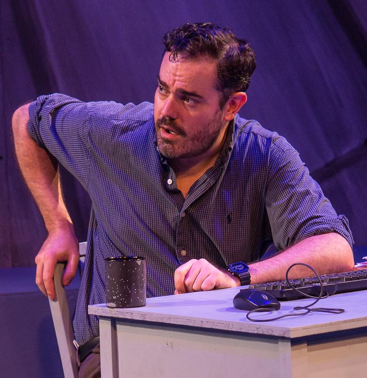 Nathan Dunkin as Gabriel Vaughn