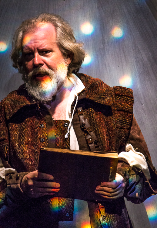 Chris Porter as Galileo Galilei