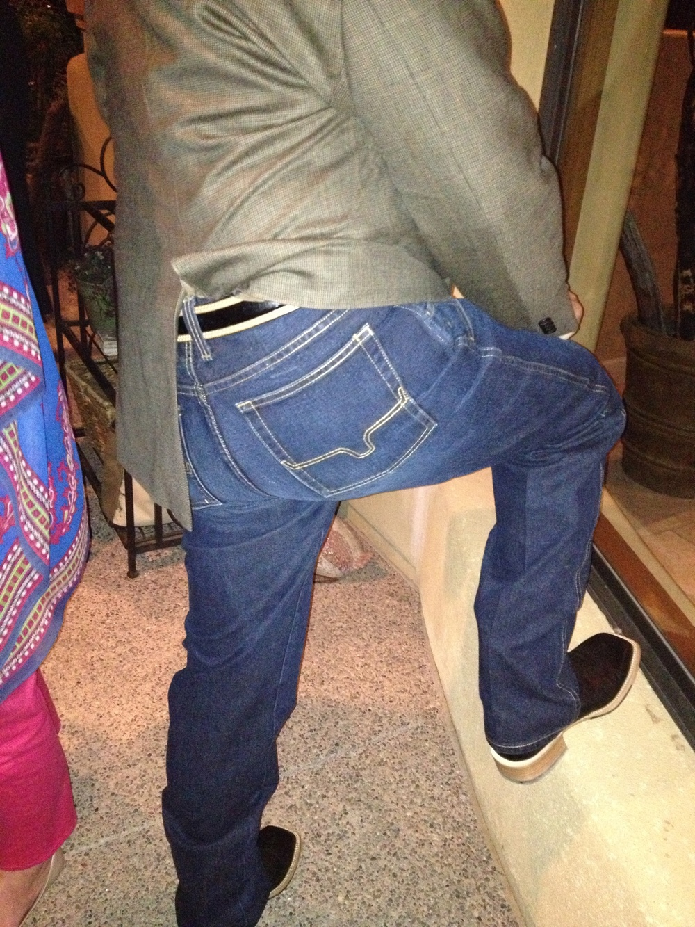 And even more butts...