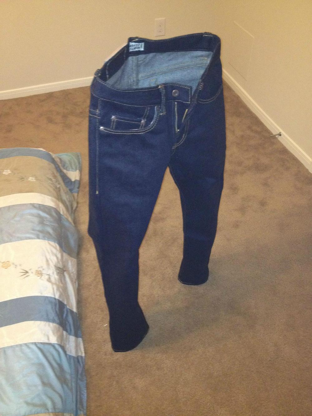 Don T Starch Your Jeans Kimes Ranch
