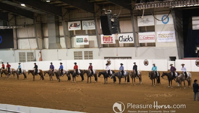 Picture from the 49th Annual All American Quarter Horse Congress