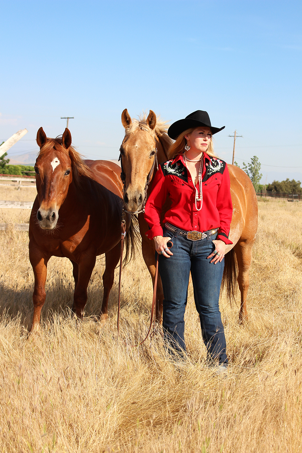 The Real Life Of A Cowgirl Kimes Ranch