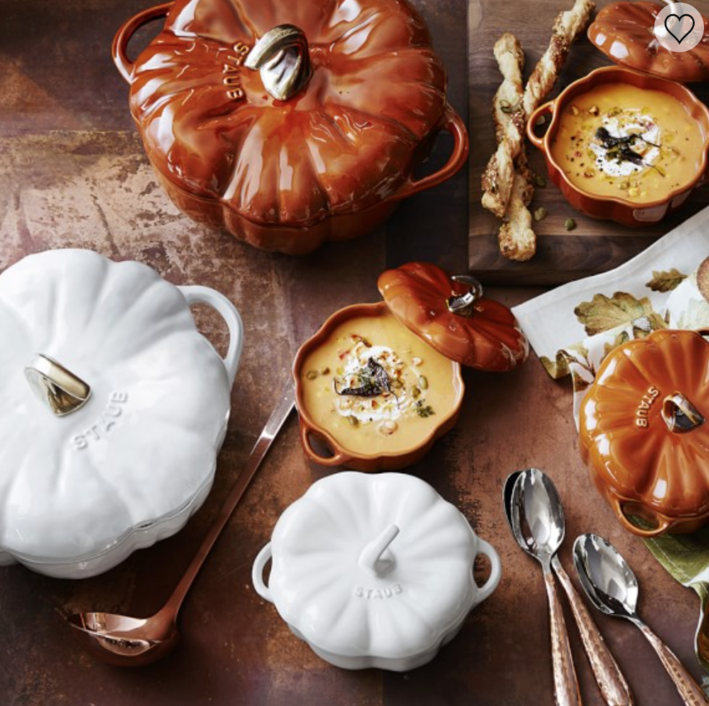 https://www.williams-sonoma.com/products/staub-cast-iron-pumpkin-cocotte/?pkey=call-halloween&isx=0.0.7896