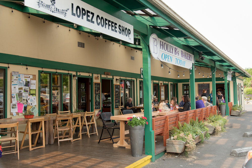 Holly B's Bakery & Lopez Coffee Shop