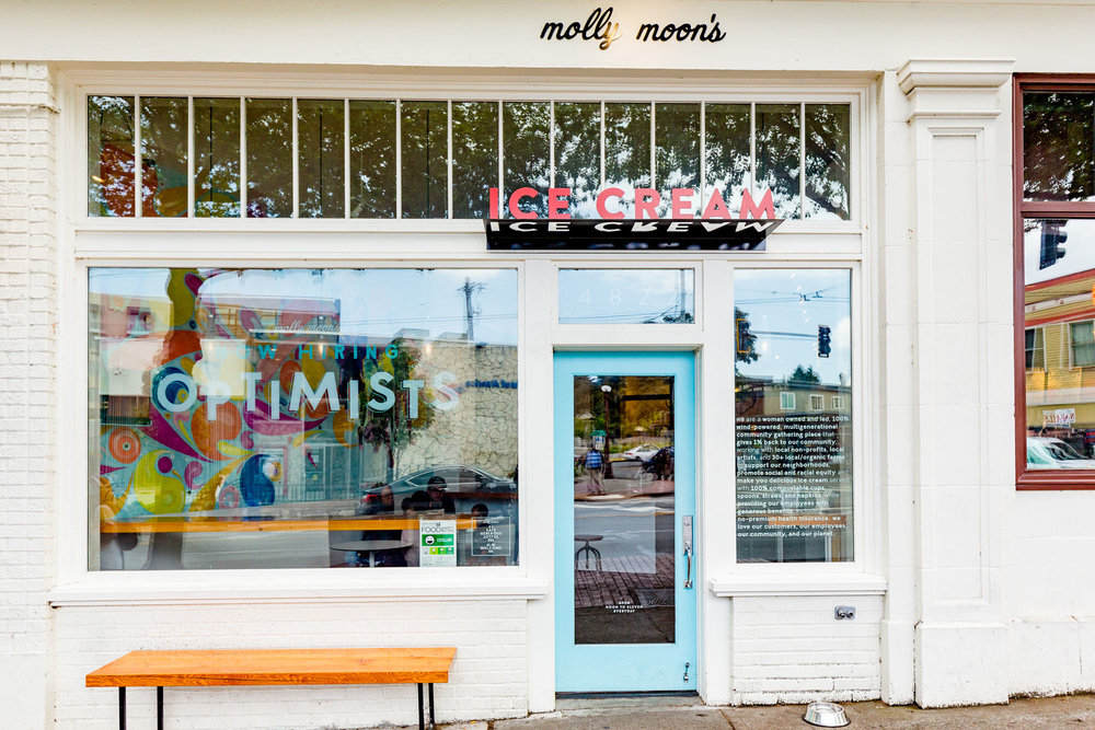 Molly Moon's Ice Cream