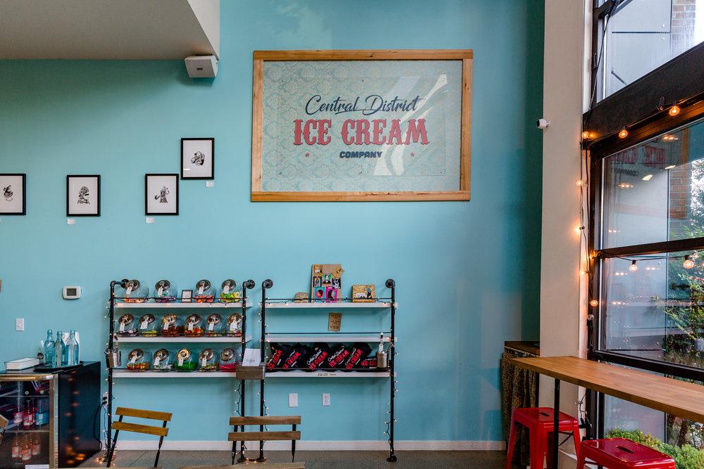 Central District Ice Cream