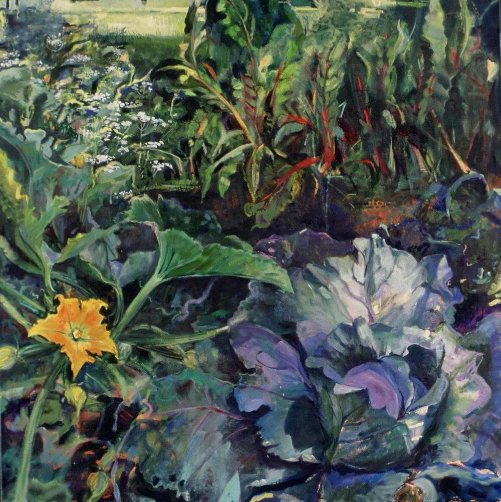 Garden Hues