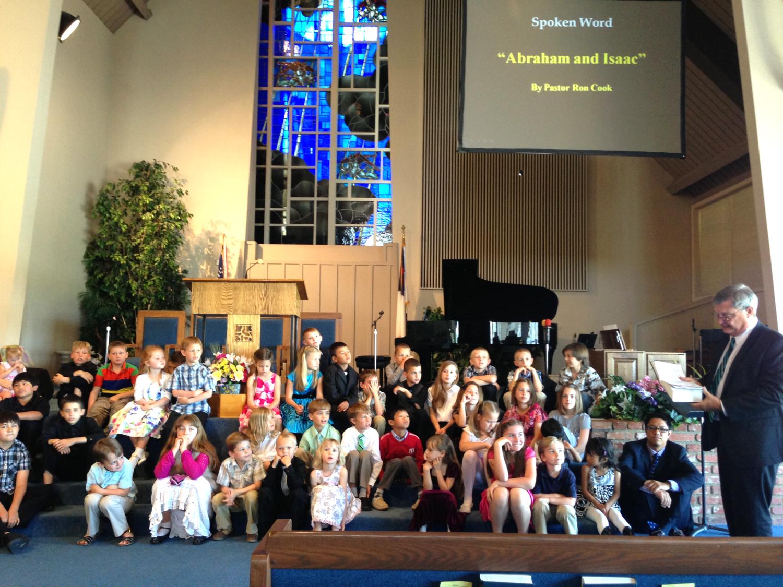 Redding Seventh Day Adventist Church