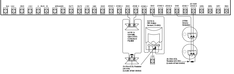 concord super security tech rh supersecuritytech com concord 4 series wiring diagram concord 4 series system wiring diagram
