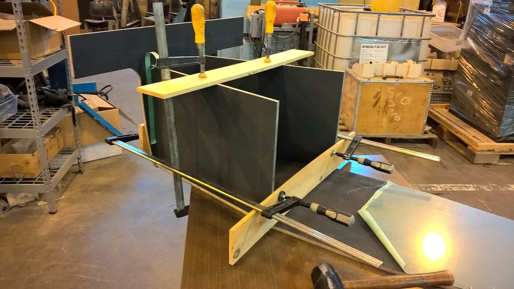 Chassis being built.jpg