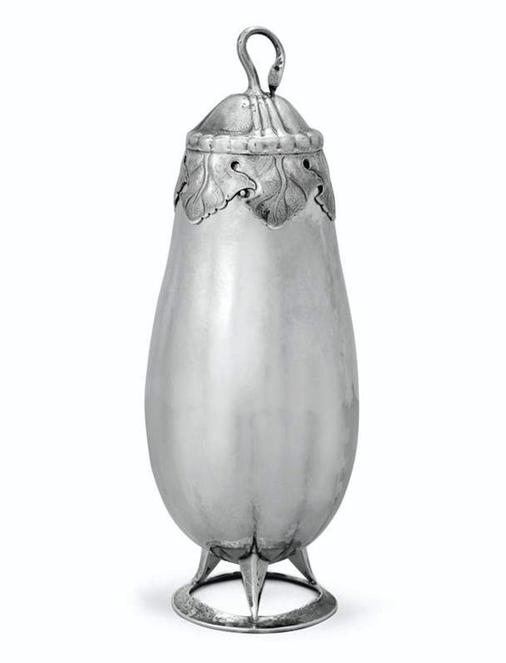Peer Smed, Brooklyn New York.  Cocktail shaker, 1934.