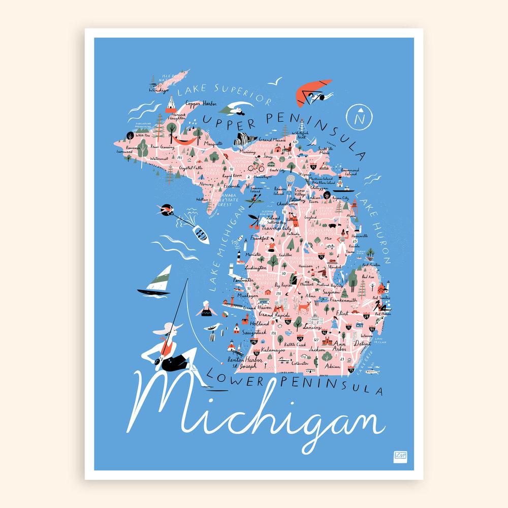 MichiganMap_libbyvanderploeg.jpg