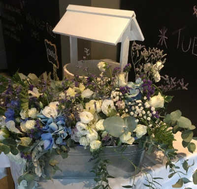 Wooden Wishing Well - more for your rustic, country themed weddings