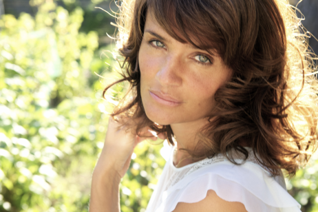 Supermodel/Creative Director Helena Christensen