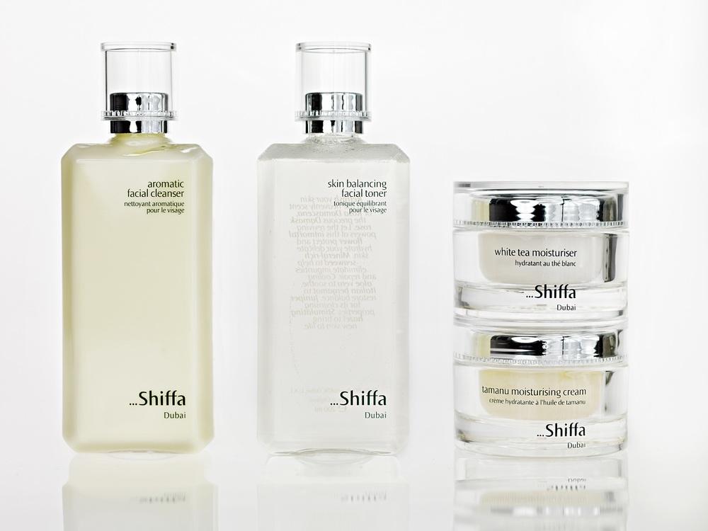 Shiffa Dubai Skincare