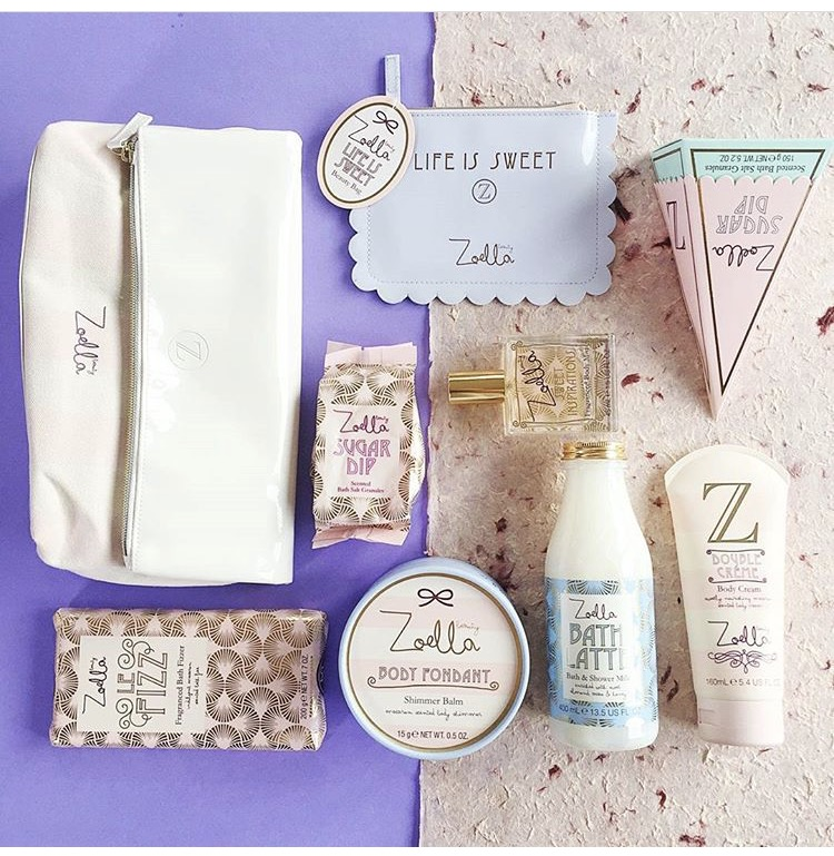 Zoella's Sweet Inspirations Collection Now At Ulta