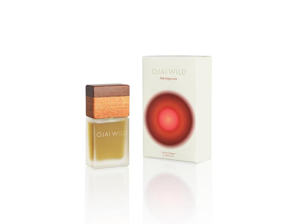 ojai wild pink peppercorn perfume