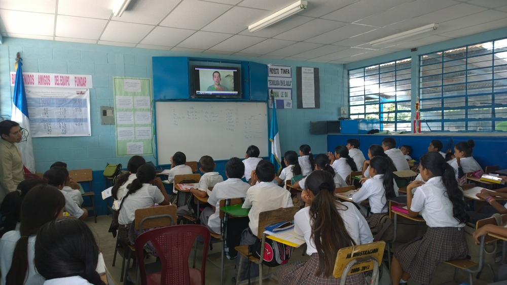 Using videos to practice English