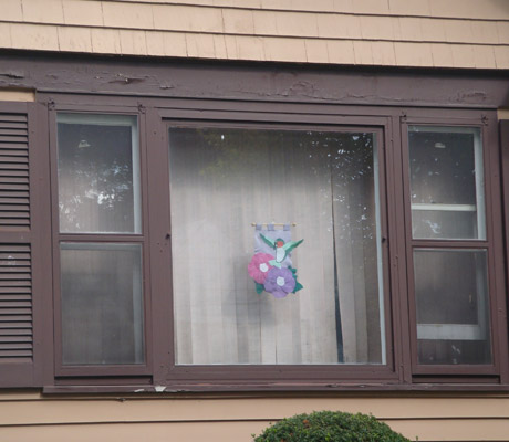 Changing old single pane windows