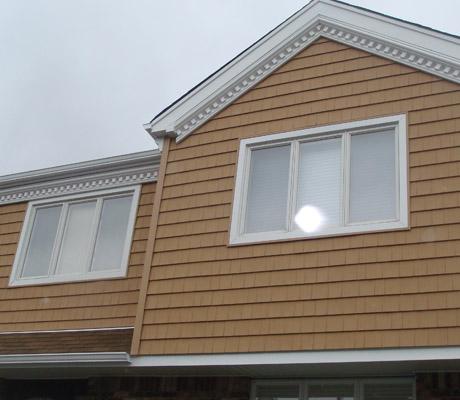 Dentil Under Roof Molding