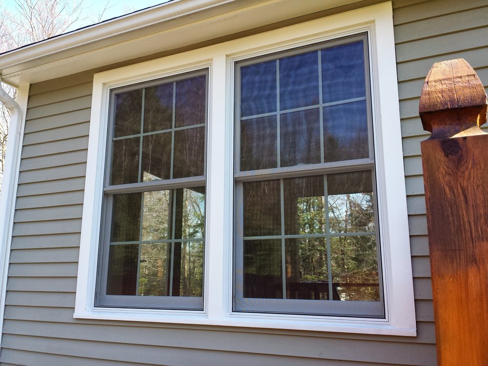 New Windows = Better Insulation = Lower Energy Bills, Increased Home Value, Improved Appereanence