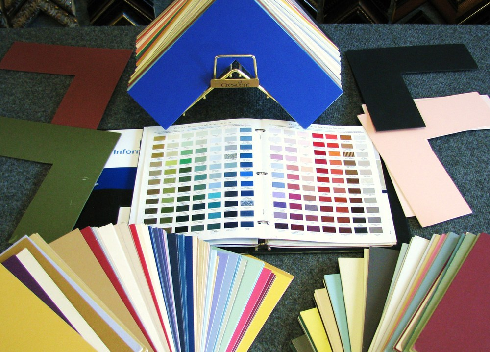 Custom Matting Picture Framing Portland