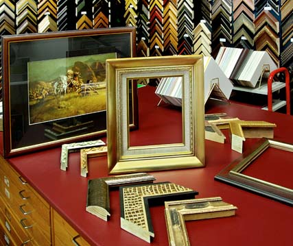 At chrisman framing our primary concern is to create a safe and protective environment in which to preserve the life and value of your artwork