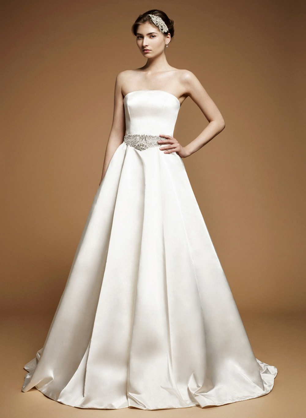 TRADITIONAL BALLGOWN